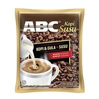ABC Kopi  Susu 31 gram (isi 20 sachet/bag) 1
