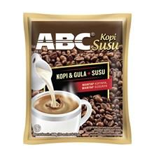 ABC Kopi  Susu 31 gram (isi 20 sachet/bag)