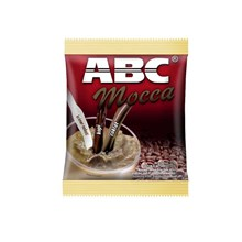 Abc Mocca 27 gram (isi 10 sachet/renceng)