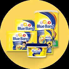 Blue Band  15 gr Makanan dalam Kemasan sku 020