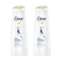 Dove Total Damage Treatment Shampoo 160ml Shampoo Hotel sku030