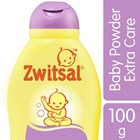 ZWITSAL Baby Powder Extra Care Zinc 100gr Munculnya bedak sku030 2