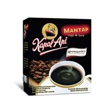 Kapal Api Kopi & Gula Rasa mantap 25 gram( isi 5 sachet/dus)