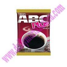 ABC Plus Gula 18 Gram (isi 5 sachet/dus X 24 dus/karton )