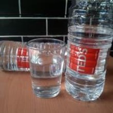 TEDS air mineral 600ml x 24 botol/dus