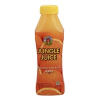 JUNGLE JUICE MINUMAN SARI BUAH aneka rasa  200ml x 12 botol pax 1