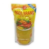 Jual  Rose Brand Minyak Goreng 1 Liter refil x 12 bungkus  per dus