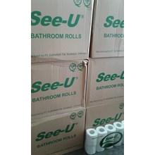 See U Tissue Bathroom Non Emboss Eco Green 10 in 1