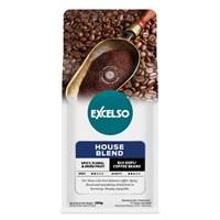 EXCELSO HOUSE BLEND BIJI 200 GR  (isi 20 pcs/ctn ) 1
