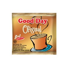 GOOD DAY THE ORIGINAL 20 gram (isi 50 sachet x 20 gram )