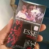 Jual Esse rokok mild 20s x 10pax/slop