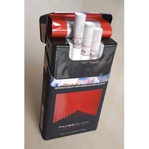 Malboro filter black 20 batang  x 10 pack/slop