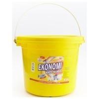 Sabun Ekonomi Putih Cream Ember 2850gr
