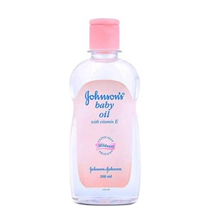 Jhonson Baby Oil 200 ML X 24 pcs/ctn