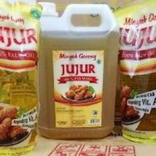 Minyak goreng jujur jirigen 5 liter x 4 jirigen/carton