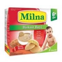 Milna Biskuit Bayi Beras Merah 130gr