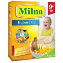 Milna Bubur Reguler 9 Bln Sup Ayam Jagung Manis 120gr
