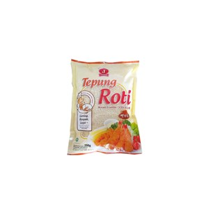 J Food Tepung Roti Putih 250 gr  x 24 bungkus/carton