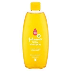 Jhonson Baby Shampoo Gold jet pack PET 500 Ml COSMOS2 X 12 pcs/ctn