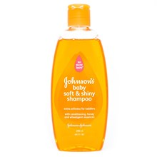 Jhonson Baby Soft And Shiny Shampoo 200 Ml AN (COSMOS) X 48 pcs/ctn