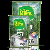 Superkifa Karbol Wangi 400ml x 12 botol/carton