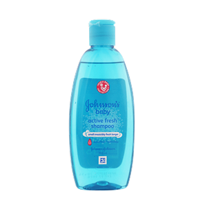 Jhonson Baby Active Fresh Shampoo 200 Ml X 48 pcs/ctn