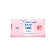 Jhonson Baby Soap Regular 100 gram (PH) COSMOS  X 96 pcs/ctn