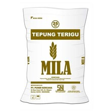 Mila Tepung terigu  25 kg