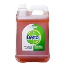 Dettol Liquid 5 Liter x 4 jerrycan/carton ( Dettol Anti Bakteri Antiseptik Cair )