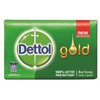 Jual Dettol Soap Gold Green 65gr x 144 pcs/carton (Sabun batangan  Anti Bakteri Dettol )