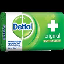 Dettol Soap Original 65 gr x 144 pcs/carton (Sabun Anti Bakteri Dettol Original)
