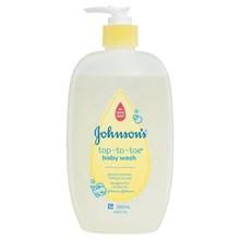 Jhonson Baby Top To Toe Wash 500 Ml ID (STS) x 12 pcs/ctn
