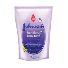 Jhonson Baby Bedtime Bath 400 Ml Refill AN (Slumber) x 12 pcs/ctn