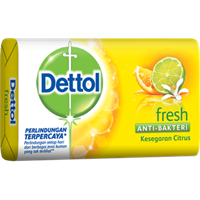 Jual Dettol Soap Fresh 65 GR Super Hemat x 27pcsx5pax/135 pcs/carton (Sabun Anti Bakteri Dettol Fresh (4+1 65g)