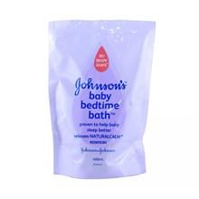 Jhonson Baby Bedtime Bath 400 Ml Refill TH-Jetpack x 12 pcs/ctn