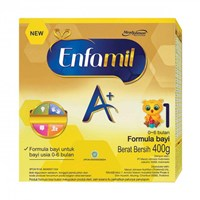 Jual Enfamil A+ 1 400 Box