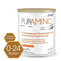 Jual PURAMINO Susu Formula Plain - 400gr