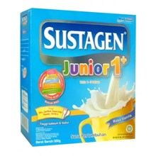 SUSTAGEN Junior 1+ Susu Madu Box - 350gr