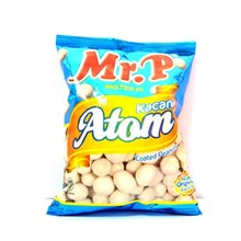 Mr. P Kacang Atom Original 130 grx 8 pcs