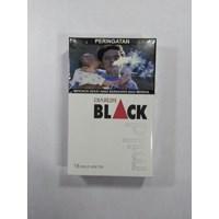 Rokok D Black mild 16 batang x 10 pax x 10 slop/ball