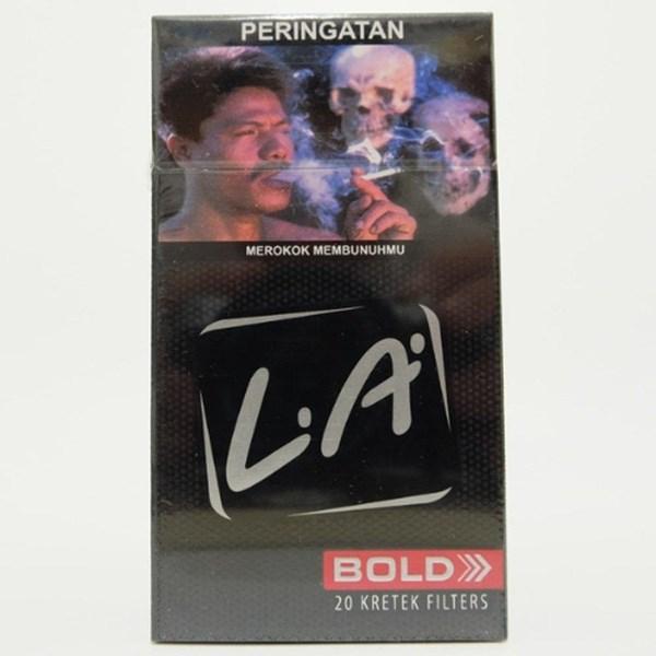 Rokok La bold 20 batang x 10pax x 10 slop/ball