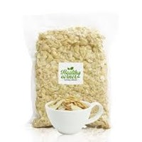 Jual Almond r blanched almonds sliced 2kg/pack