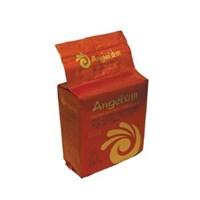 Angel instant yeast brown 500gr x 20 pack/carton (Ragi Kering 500 Gr)