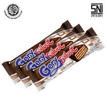 Gery saluut coklat - 7.5 g  x 6 x 24 pcs per 1 dus  (CSP40) By GarudaFood