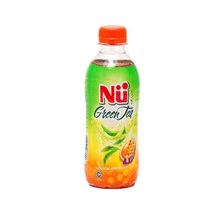 NU GREEN TEA Original 330 ml x 24pcs