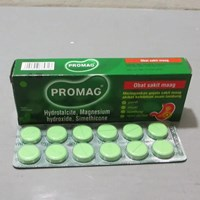 Promag Tablet 1 Strip x 10 tab
