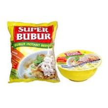 Super Bubur Abon Sapi Cup 67 gr x 24 cup per carton
