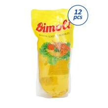 BIMOLI POUCH 1 LT x 12 pcs/ctn