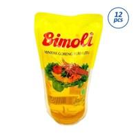 Jual Minyak Goreng Bimoli 1 Lt X 12