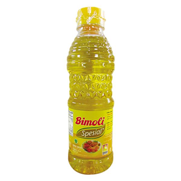 Minyak Goreng BIMOLI  SPESIAL 250 ML X 48 BOTOL PER CARTON